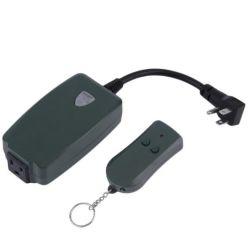 USA Type Outdoor Télécommande sans fil de sortie de prise de connecteur du commutateur des feux Nous nous étanche Plug[Smart Electronics] Commerce de gros
