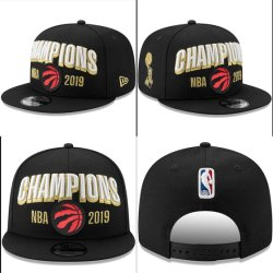 Groothandel N-B-A 2019 Toronto Raptors Championship verstelbare caps hoeden