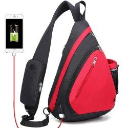 Траверсу мешок, Crossbody рюкзак веревки сумки через плечо водонепроницаемый мешок для полотенного транспортера Rept RFID