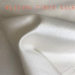 Zware zijde wol Twill Fabric voor de winter