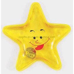 Forma de estrella Calientamanos reutilizable de calentamiento instantáneo