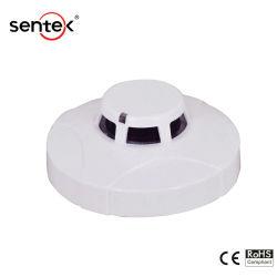 遠隔LEDによって出力される光電煙探知器の探知器