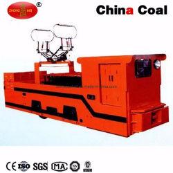 Cjy14/6gp 14t 지하 트롤리 머리 위 선 전기 채광 기관차