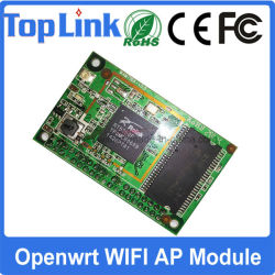 Módulo do router de Ralink Rt5350 WiFi do baixo custo Top-Ap01 encaixado para a câmera do IP