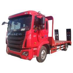 Le module JAC 4X2 12 tonnes 15 tonnes pour le chargement de camion lit plat excavatrice