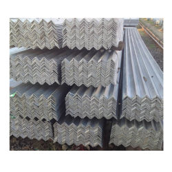 Heißer eingetauchter galvanisierter v-förmiger Eisen-Stahl gekerbter Winkel-Stab