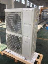 Gleichstrom-Inverter-Luft, zum der Wärmepumpe, für Raum-Heizung u. das Abkühlen zu wässern, Fußboden-Heizung