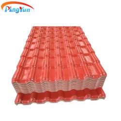 Bambusdach-Fliesen/aufbauende Baumaterialien/spanisches rote Farben-Dach