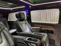 Banco eléctrico de Luxo Auto Classe V W447 para Auto/Bus/Car/Classe V/Vito/metris/Viano/VIP Conversão de sprinter/carrinhas