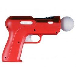 Пистолет для освещения красного цвета для PS3