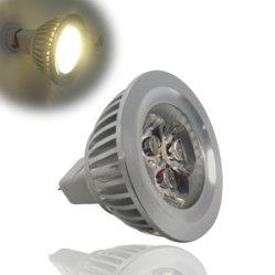 3LED 3W Spot LED MR16 feux (GL-MR16-3W3S1-3).