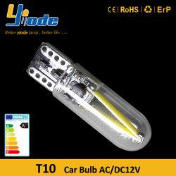 Canbus 12V Automobilkeil-warmer weißer Selbstinnenraum beleuchtet der lampen-T10 LED LED