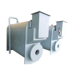 Sistema de caldeira de vácuo