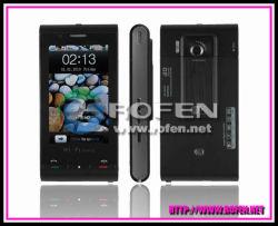 F806/мини-C5000 WiFi TV сотовый телефон