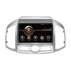 راديو سيارات بشاشة لمس 2.5D بنظام تحديد المواقع العالمي Auto Android 9.0 مشغل دي في دي للسيارة لشيفروليه كابتيفا 2012