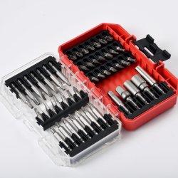 مجموعة أدوات لقمة ثقب اللقم البرغي اليدوي جيدة السعر