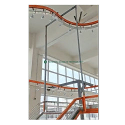 Sistema de pintura eletrostática por pó automática para Produtos de Metal