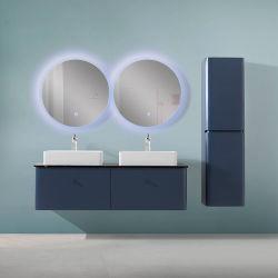 단순한 설계 형식 결합 현대 합판 목욕탕 벽 허영