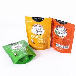 1kg 2kg 5kg 중국 공급자 열 - 물개 밥은 음식 플레스틱 포장 부대 편평한 Bootm 주머니를 자루에 넣는다