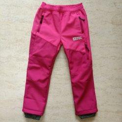As crianças de inverno calças de emergência impermeável ao ar respirável Pants para meninos e meninas