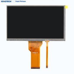 7 pouces 50broche 800X480 AMT 12 O'clock Affichage Écran tactile TFT LCD Affichage du module Module convert board