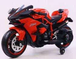 Preiswerte Preis-Kind-elektrisches Motorrad-Polizei-Motorrad für Kinder mit LED helles Mz-341