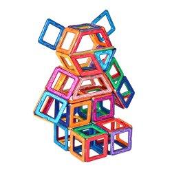 Carreaux de construction de l'Aimant magnétique ensembles de blocs de construction pour les enfants