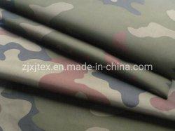 Tessuto di nylon del sacco a pelo del camuffamento di 100% per la Polonia