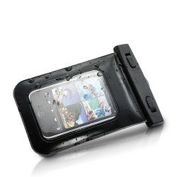 À prova de água até 20mpvc saco impermeável para iPhone e iPod Touch + smartphones Android
