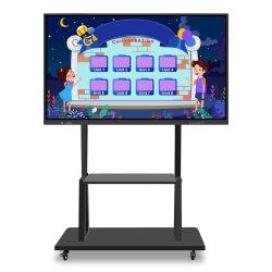 SLOT OPS X86 o TV con schermo a sfioramento Android Digital Interactive Prezzo per lavagna elettronica a fogli elettronici