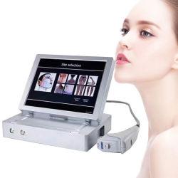 Ordinateur portable 11 lignes 3D de l'enlèvement des rides Hifu Face Lift la machine pour le salon de beauté CE approuvé