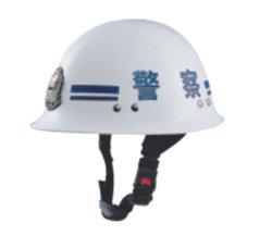 Эбу АБС полиции безопасности шлем (QWK-2Л)