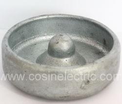Buição para a conexão da base do ferro/porcelana Isolador cerâmico