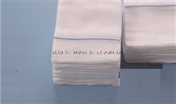 도매 중국 고품질 일회용 의료 거즈 블록