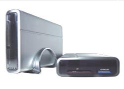 """3.5 """" HDD Divx Spieler mit OTG u. Kartenleser (HS-HMP-3503)"""