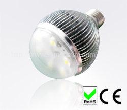 مصابيح LED عالية السطوع، 6 واط، كروي (E26/E27/B22)