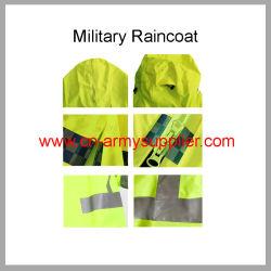Impermeabile Impermeabile-Militare dell'Impermeabile-Esercito della Impermeabile-Polizia di Impermeabile-Traffico di dovere