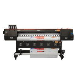 고품질 1.8m UV 친환경 용매 디지털 잉크젯 프린터 실외 및 실내 간판 광고 비닐 PVC 플렉스 배너 단방향 비전 스티커 빌보드