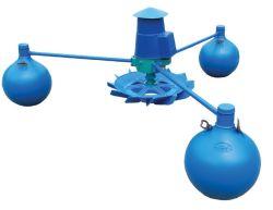 Aeratore di piscicoltura dell'aeratore dello stagno di pesci dell'aeratore della ventola