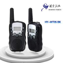 安い及び良質の赤ん坊の手持ち型の無線設備(hy-wt05 bk)