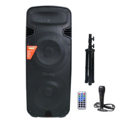 Lettore MP3 USB SD con display LCD Audio DJ Karaoke
