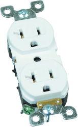 Liste UL, Stand Duplex Prise électrique