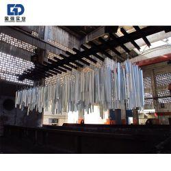 Corrugado de alta calidad sin fisuras de carbono los tubos de acero galvanizado