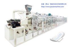 Automatische Frauen-gesundheitliche Serviette-Auflage, die Maschine herstellt