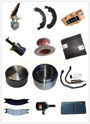 Sistema de frenos, Excavadora de piezas de repuesto y cargadora de ruedas, incluido el aire Freno de disco de almohadilla de la pinza de refuerzo de la válvula de freno