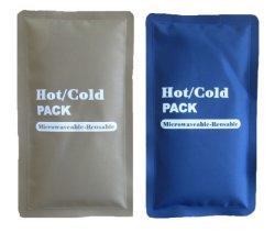 250g среднего терапии панели горячей холодной Pack горячей Pak Китая на заводе холодного сжатия устройство обвязки сеткой