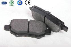 D1673 Niedrig-Metall, Halb-Metall, keramische Formel-Bremsbelag-Autoteile für Chery Auto-Ersatzteile