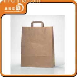 Hot Sale Brown de conception pour sac de papier
