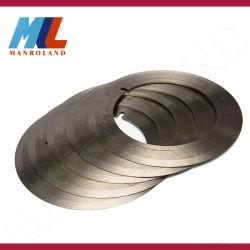 أداة ملحقات الماكينة، بكاشطة فولاذية مزدوجة القمّة لطاولة القطع، علوية شفرة للمقسم، بكاشطة فولاذية عالية السرعة لطاولة القطع، والمكونات