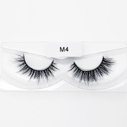 Оптовая торговля 2020 Fashion 3D норка ударам плетью продление ложных ресницами с адаптированной Diamond в салоне